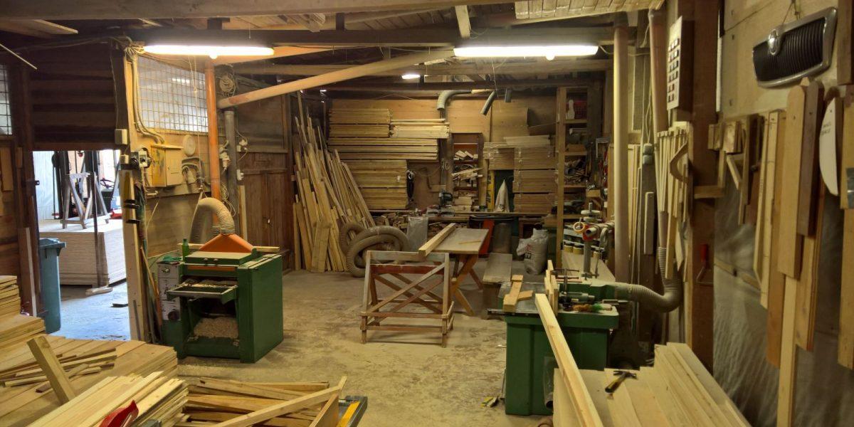 centru de prelucrare lemn