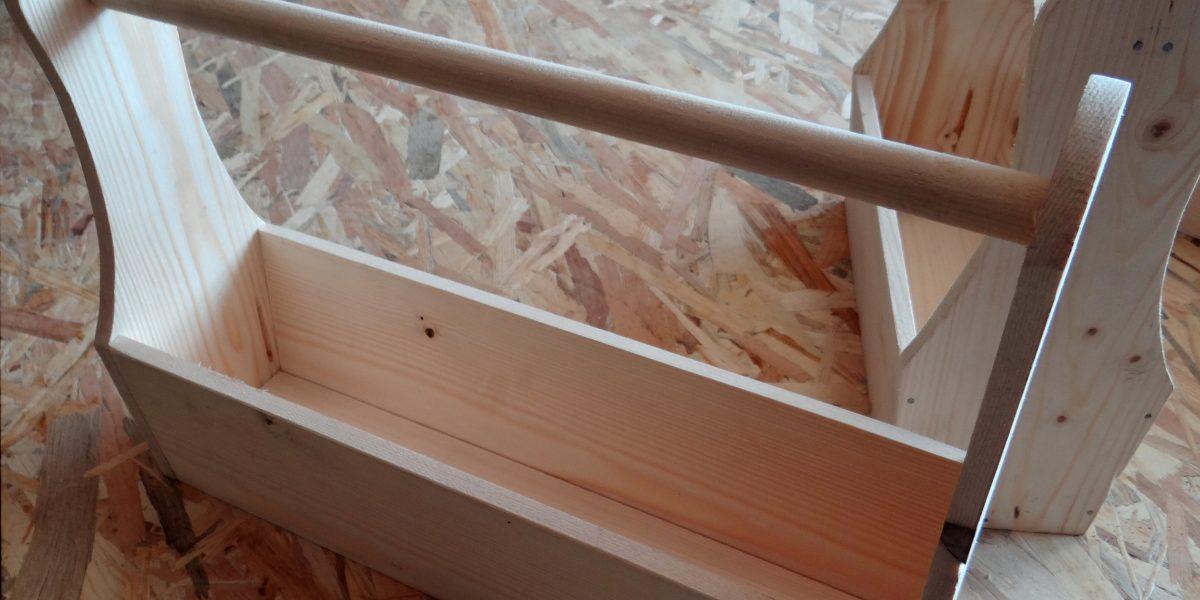 ghiveci lemn